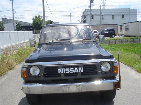 nissan safari road nissan safari gran road 1988 used for sale