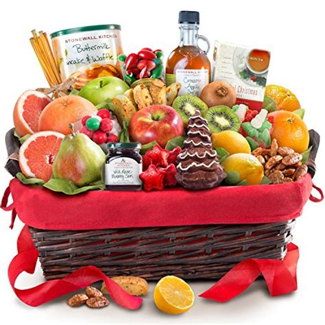 golden state fruit rustic treasures holiday christmas gift basket golden state fruit 77 pass reviewmeta