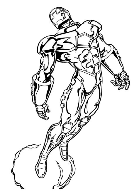 coloring pictures of marvel heroes coloring book marvel super heroes