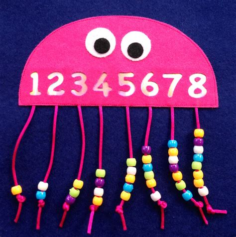 toddler crafts octopus 1 10 counting page for children s toddlers
