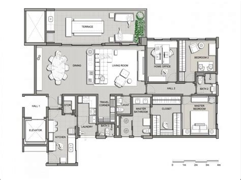 modern home floorplans home element tags modern house plans modern villa plans