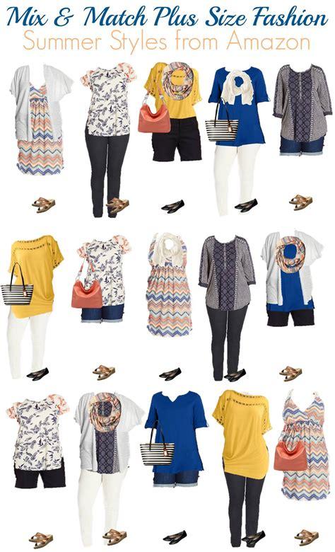 modcloth mix and match wardrobe s mix match plus size summer styles