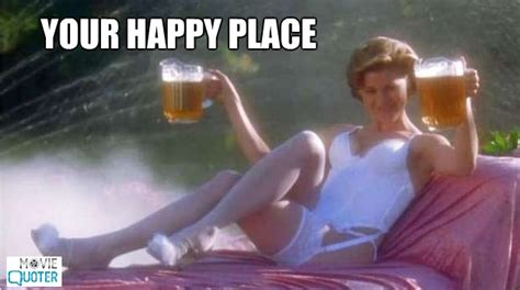 Happy Gilmore Meme - bubba went to his happy place love happy gilmore