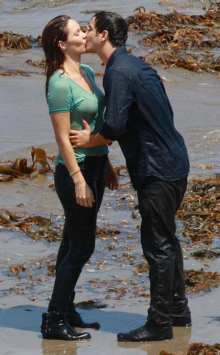 katharine mcphee scorpion stars dating elyes gabel and girlfriend reunited after break up in 2016