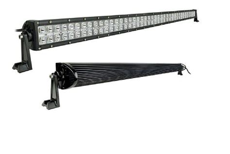 Custom Led Light Bars 50 Inch Led Light Bar