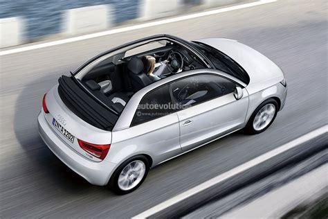 Audi A1 Cabrio Preis by 2014 Audi A1 Cabriolet Rendering Autoevolution