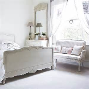 White Country Bedroom - decor ideas french bedrooms cottages bedrooms shabby chic french country white bedrooms