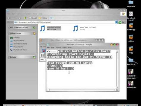 download youtube mp3 with vlc how to cut mp3 with vlc player video youtube