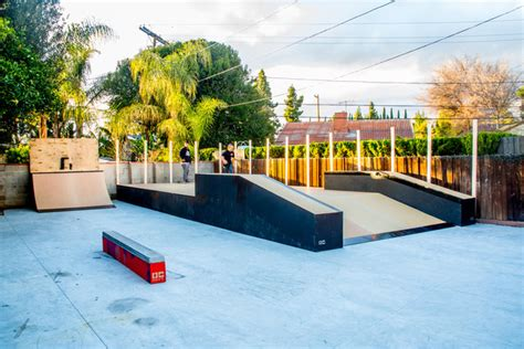 backyard skate rs how to build a skatepark in your backyard custom
