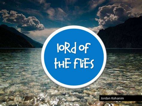 five themes of lord of the flies 5 themes of lord of the flies lord of the flies archetype