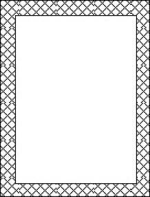Celtic Wedding Invitations Ten Versatile Black And White Borders For Any Dtp Project