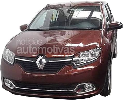 image of brazil made 2014 renault logan surfaces