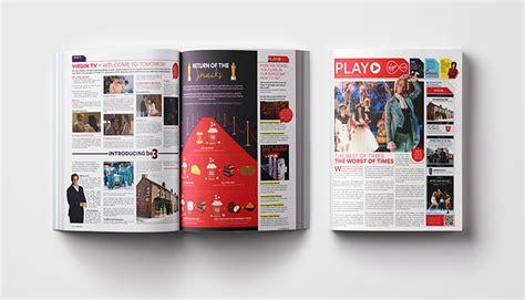 pdc media magazine layout research photographic case study virgin media s play magazine zahra media group