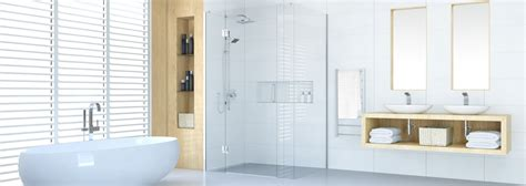 Bath With Shower Enclosure stile tile shower trays nz made custom shower trays