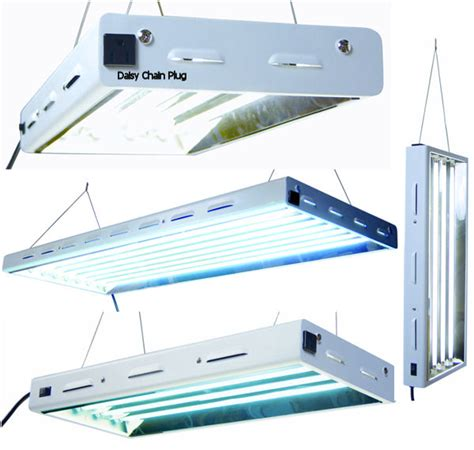 sun blaze t5 48 6 l sunlight supply tek light high output fluorescent fixture