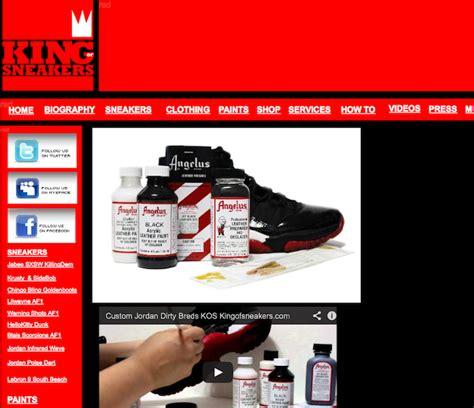 sneaker painting kit sneaker painting kit 28 images sneaker customization