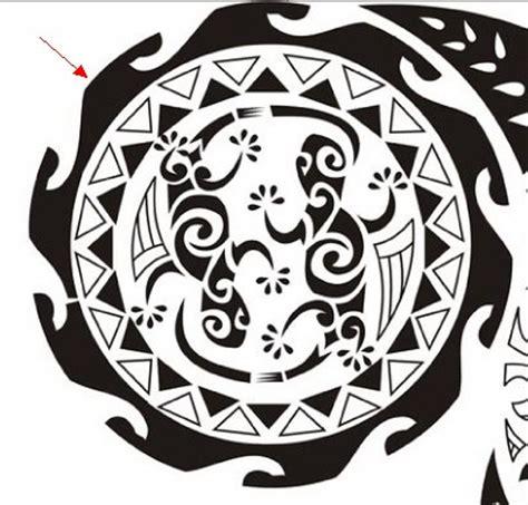 polynesian tattoo symbols nana henna ungaran semarang polynesian symbols