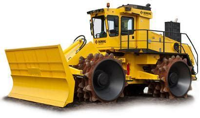 compactor wow com bomag sanitary landfill compactor bc 972 rb operation