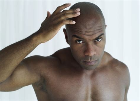 bald black how to shave your return of