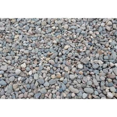 home depot decorative rock classic stone 10 cu ft super sack large river rock hd