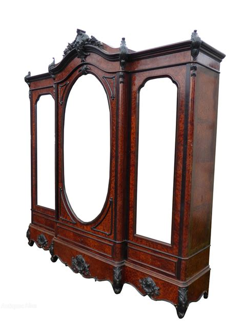 antique bedroom suites napoleon iii burr cedar bedroom suite antiques atlas
