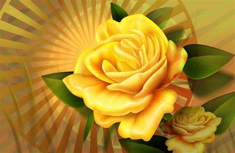 imagenes en 3d rosas rosa 3d amarilla im 225 genes y fotos
