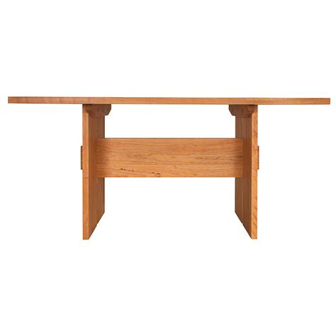 American Dining Table Modern American Dining Table Solid Wood Dining Room Table Made In America