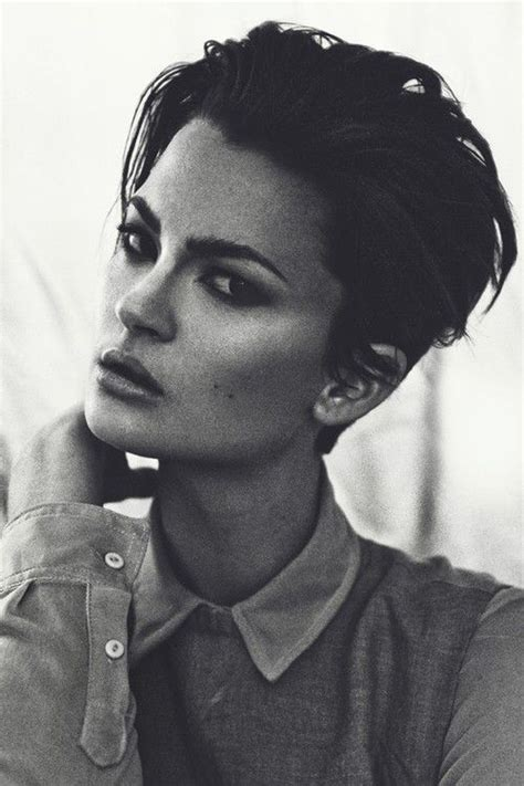 short coiffed hairstyles female executive 102 best androgyny images on pinterest