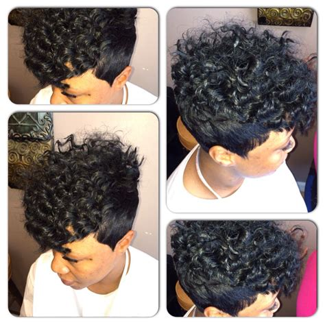 quick weave mohawk hairstyles short quick weave mohawk short hairstyle 2013