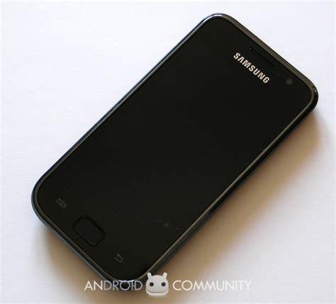 Samsung Ac E3 samsung galaxy s gets unboxing slashgear