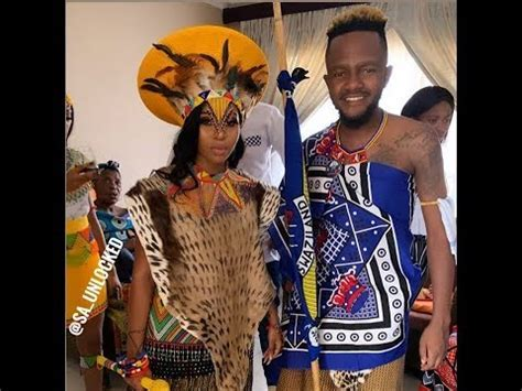 Kwesta's Wedding Video (Traditional and White Marriage)