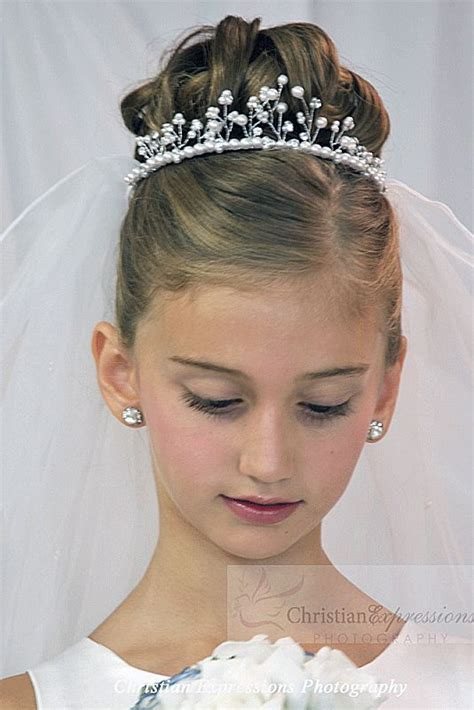 25 best ideas about communion hair on