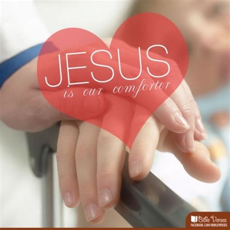 Jesus Is Our Comforter by Jesus Is Our Comforter God