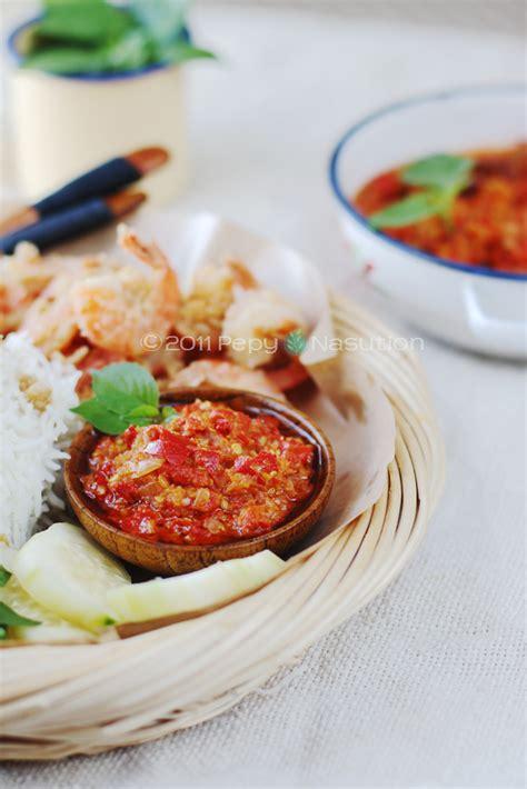 Sambal Bawang Original Bu Rudy sambal bawang bu rudy indonesia eats authentic food recipes