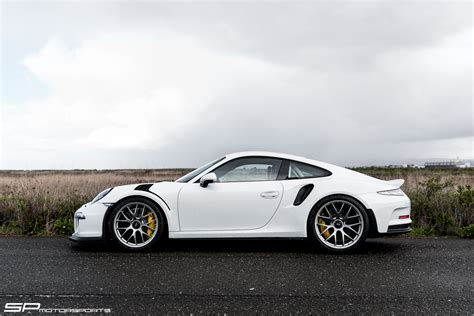 porsche bbs wheels porsche 911 gt3 rs with bbs wheels has a roll cage
