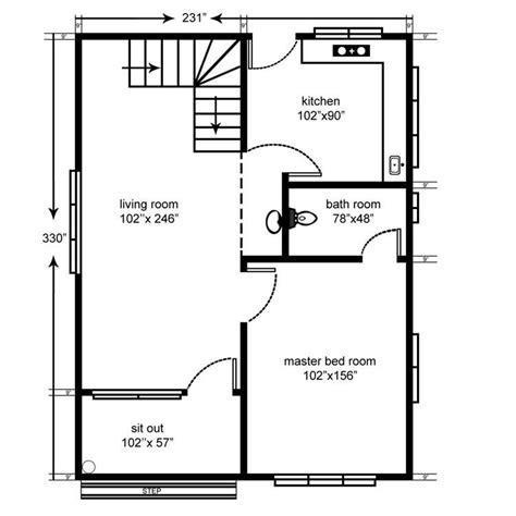 kerala home design 2 bedroom floor 3 bedroom kerala home design in 2 cent plot