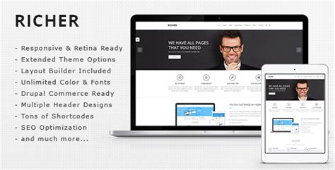 drupal theme jollyany 35 responsive drupal commerce themes and templates