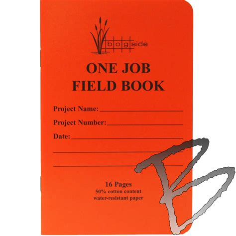 survey field book template bogside publishing one field book bogside publishing