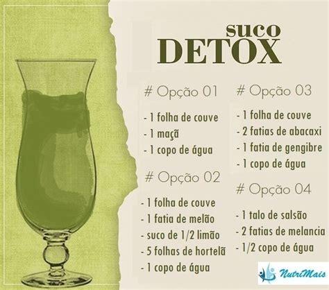 Shake Detox Para Emagrecer by 1000 Ideas About Receitas De Suco Detox On