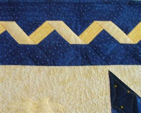 Quilt Borders Patterns by Bethlehem Wall Quilt With Machine Embroidery