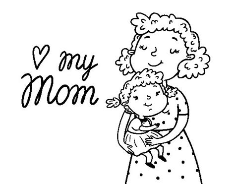 i love my mommy coloring pages coloring pages