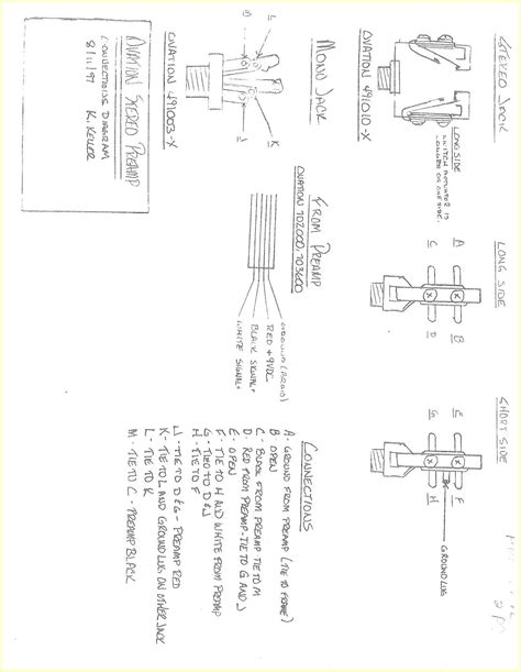 ovation wiring diagram wiring diagram manual