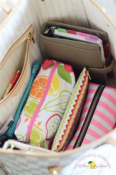 Get Organised With The Expandable Purse Organiser by 25 Best Ideas About Bag Organization On