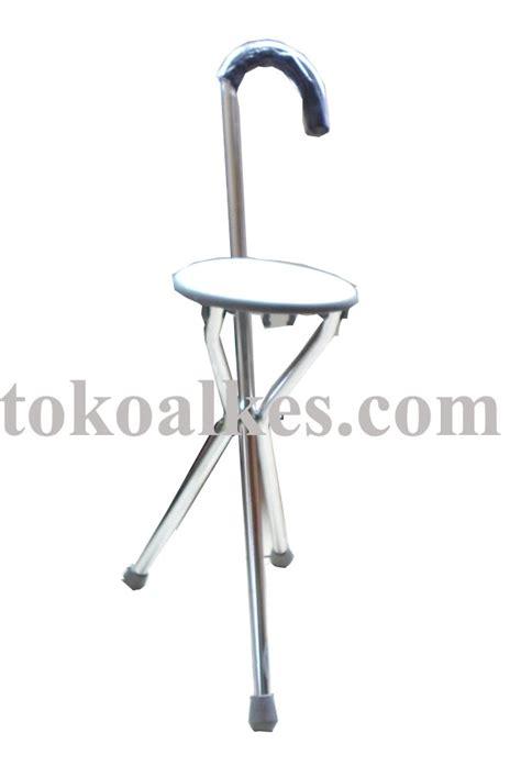 Tongkat Untuk Lansia Tongkat Kursi tongkat kursi lipat tokoalkes