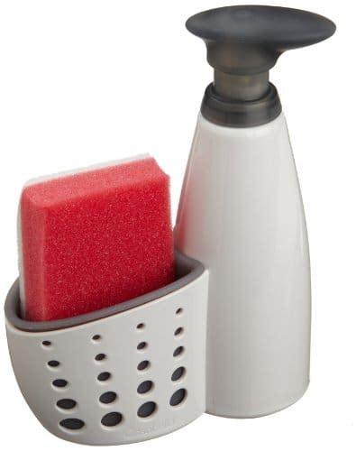 sink sider soap dispenser casabella sink sider soap dispenser food fanatic