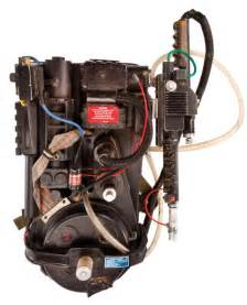 Ghostbuster Proton Pack 756 Screen Used Proton Pack From Ghostbusters Lot 756