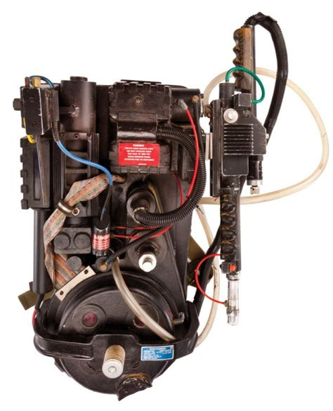 Ghostbusters Proton Pack by 756 Screen Used Proton Pack From Ghostbusters Lot 756