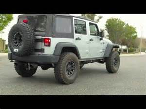 Gibson Exhaust Jeep Jk Metal Mulisha Exhaust Jeep Jk By Gibson Performance