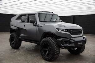 Tank Jeep Rezvani Tank Is An Jeep Wrangler With 500 Hp The