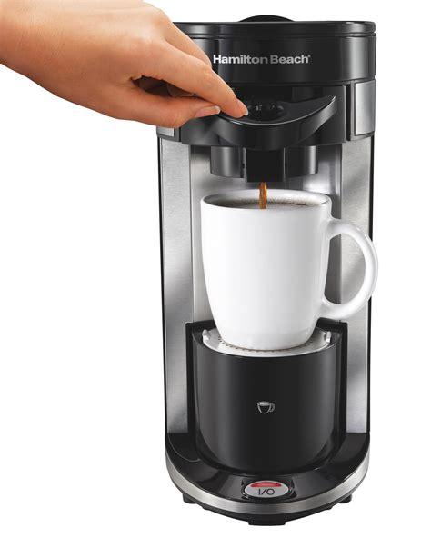 Amazon.com: Hamilton Beach Single Serve Coffee Maker